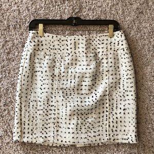 ☀️Cache Tweed Skirt